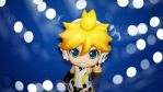 02 Len Kagamine Append Nendoroid Wallpaper by ng9