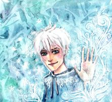 Jack Frost by CubeForest