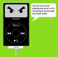 iPod Ai by bluefire4000