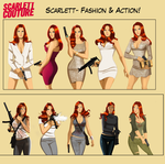 Scarlett Couture style by DESPOP