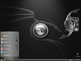 My Desktop by shivkrish