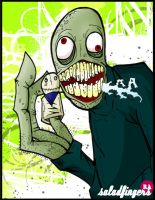 SALAD FINGERS...by RA909 by saladfingers