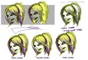 HelloMegan: Arty Final Hair by Mad-Hatter-LCarol