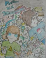 Mail Time with SMOSH by huey4ever
