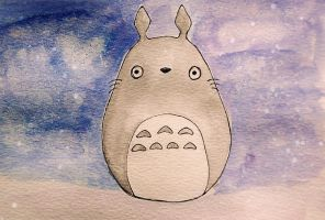 Totoro by S1ghtly
