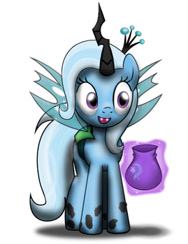 Can Trixie have some candy? by Evil-DeC0Y