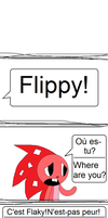 Comic with Flaky and Flippy by zigaudrey