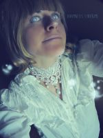 Arctic Choker for an Ice Queen by Verope