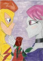 You Could..Raven-is-my-name-tt by JinxXKidFlash-Club