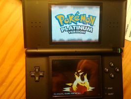 I has pokemon platinum :3 by MikeGTS