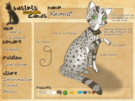 Character SALE: Kemat (CLOSED) by IcyReflections