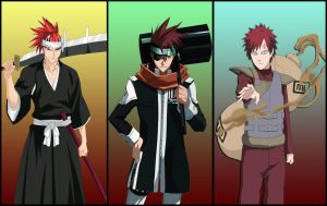 Renji-Lavi-Gaara-Wallpaper by ng9