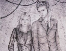 Rose and The Doctor by Cauthorn