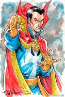 Dr. Strange by ToddNauck