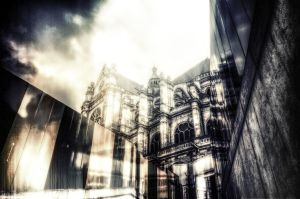 Sainte Eustache by 3lRem