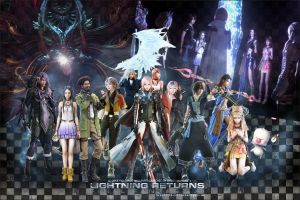 Lightning Returns FFXIII: The Final Chapter by the-sparkling-light