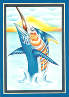 Swordfish Drawing 2013 by andys184