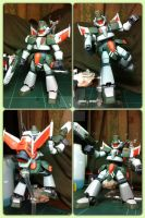 LBX Buster from Danball Senki by BazSg