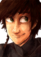 Hiccup 2 by Dreamsoffools