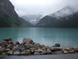 Lake Louise by BananaCoffee