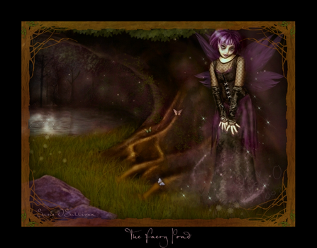 The Faery Pond by poeticfrenzy