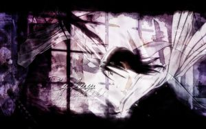 Byakuya - yes another one ... by WilliaM-DN