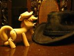 Big Hat! by renegadecow