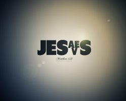 Jesus Saves by kevron2001