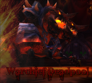 Hail To The Warchief Baby! by Kanagosa