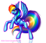 Rainbow Dash by Killer-Sweet