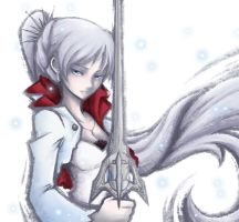 RWBY - White Is Cold by isaiahjordan