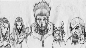 Static-X by dauthi-knight