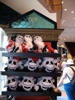 Jack Skellington Plush Figures by WDWParksGal-Stock