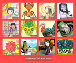 Summary of Art 2015 by Rufina-Tomoyo