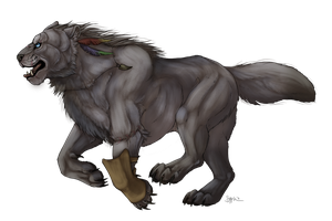 AT: Blighthound by Syphellium