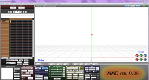 MMD version 7.96 and  MME version 0.36 (downloads) by AndreaPowerQ