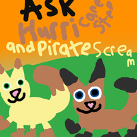 Ask Piratescream and Hurricanestep!!!! by pEaRlSnNiGhTmArEs