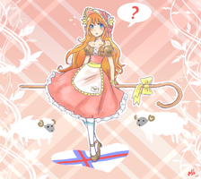 APH - Little Bo Peep by DinoTurtle