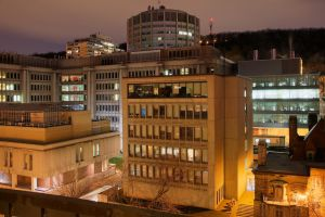 McGill Research Buildings by vmulligan