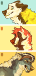 more dogs? yeah by solitaryVagrant