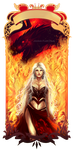 Fire and Blood by AlcoholicRattleSnake