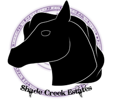 Wynter-Heart Stable Logo BW by SapphireSquire