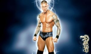 WWE Randy Orton Smackdown by Gogeta126