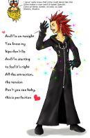 Axel's Hips Don't Lie by sasameyuki