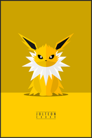 Jolteon : CXXXV by WEAPONIX