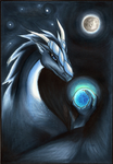 'Blue Night' by Lorien077 by 1d20