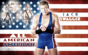 wwe....All American American by Gogeta126