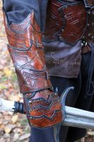 Bandit bracer by Feral-Workshop