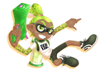 Color Commission - Aclipes64-Splatoon! by Puretails