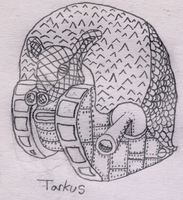 Tarkus by mightybearrr